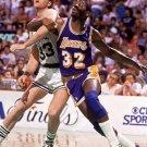 Larry Bird Vs Magic Johnson NBA Finals 32x24 Print POSTER