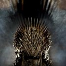 Game Of Thrones Iron Throne TV Series 16x12 Print Poster