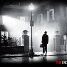 The Exorcist Classic Horror Movie BW 32x24 Print POSTER
