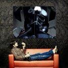 TIE Fighter Pilot Star Wars Sci Fi Painting Art Huge 47x35 Print POSTER