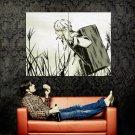 Mushishi Ginko Manga Anime Art Huge 47x35 Print Poster