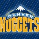 Denver Nuggets Logo Basketball Sport Art 32x24 Print Poster
