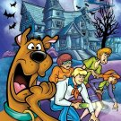 Scooby Doo Characters Cool Funny Kids Cartoon Art 16x12 Print POSTER