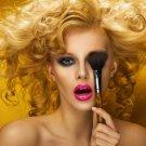 Make Up Curly Blonde Beauty Salon 16x12 Print Poster
