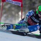 Ted Ligety Champion Alpine Ski Racer US 24x18 POSTER