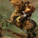 Steampunk Painting Art Napoleon Bonaparte 24x18 Wall Print POSTER