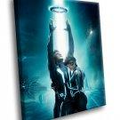 Tron Legacy Movie Jeff Bridges Kevin Flynn 50x40 Framed Canvas Art Print