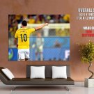 James Rodriguez Colombia Awesome FIFA World Cup Brazil GIANT Huge Print Poster