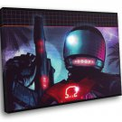 Far Cry 3 Blood Dragon Omega Force Game Art 40x30 Framed Canvas Print
