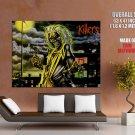 Iron Maiden Album Cover Killers Music Giant Huge Print Poster