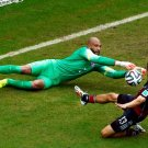 Tim Howard Save USA 2014 FIFA World Cup Brazil Soccer 16x12 Print POSTER