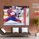 Carey Price Montreal Canadiens Goaltender Hockey Giant Huge Print Poster