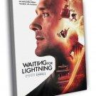 Waiting For Lightning Movie 30x20 Framed Canvas Print
