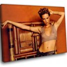 Charlize Theron Hot Actress Sexy Blonde 30x20 Framed Canvas Art Print