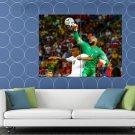 Tim Howard Goalkeeper Usa 2014 Fifa World Cup Brazil Huge 48x36 Print Poster