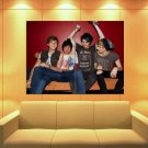 5 Seconds Of Summer Pop Band Music Huge Giant Print Poster
