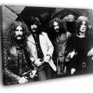 Black Sabbath Geezer Iommi Ward Ozzy Osbourne 50x40 Framed Canvas Print