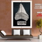 Jaws Movie Cool Art Artwork Giant Huge Print Poster