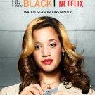 Dayanara Diaz Dascha Polanco Orange Is The New Black TV 32x24 Wall Print POSTER
