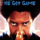 Denzel Washington He Got Game Movie Spike Lee 32x24 Wall Print POSTER
