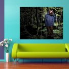 Forest Bailey Snowboard Extreme Sport 47x35 Print Poster