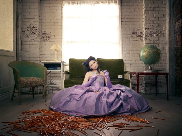 Once Upon A Time Ginnifer Goodwin Snow White Mary TV 24x18 Wall Print POSTER