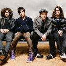Fall Out Boy Rock Band Music 16x12 Print Poster