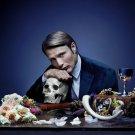 Hannibal Mads Mikkelsen Lecter Tv Series 24x18 Wall Print POSTER
