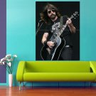 Dave Grohl Foo Fighters Rock Music 47x35 Print Poster