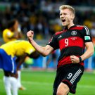 Andre Schurrle Goal Germany World Cup Soccer Football 32x24 Wall Print POSTER