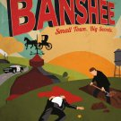 Banshee Awesome Painting Art Tv Series 16x12 Print POSTER