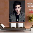 Logan Lerman American Actor Percy Jackson Giant Huge Wall Print Poster