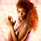 Whitney Houston Rare Young Beautiful Hot Retro Singer 16x12 Print POSTER