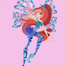 Winx Club Princess Bloom Of Domino Sirenix Beautiful 24x18 Wall Print POSTER