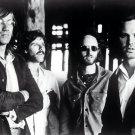 The Doors Great BW Retro Jim Morrison Rock Band 32x24 Wall Print POSTER