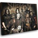 Slipknot Heavy Nu Metal Band Music 50x40 Framed Canvas Print