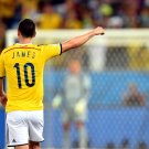 James Rodriguez Colombia Awesome FIFA World Cup Brazil 24x18 Wall Print POSTER