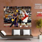 Nick Young Crossover Los Angeles Lakers Basketball GIANT Huge Print Poster