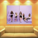 Fifth Harmony Pop Dance Band Music Huge Giant Print Poster