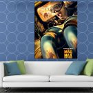 Mad Max Fury Road Nux Nicholas Hoult 2015 Movie HUGE 48x36 Print POSTER