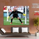 Tim Howard Goalkeeper Stance Post USA Soccer Football GIANT Huge Print Poster