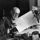 Sigmund Freud Psychoanalysis Science 32x24 Print Poster