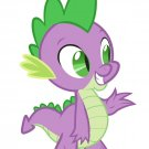 Spike My Little Pony Friendship Is Magic Cute Cartoon 16x12 Print POSTER
