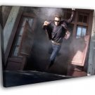 Robert Downey Jr Explosion Sunglasses Rare 50x40 Framed Canvas Print