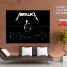 Metallica James Hetfield Fans Hands Heavy Metal Band GIANT Huge Print Poster