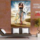 Sex And The City Movie Sarah Jessica Parker Giant Huge Wall Print Poster