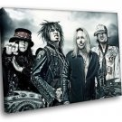Tommy Lee Motley Crue Glam Rock Music 50x40 Framed Canvas Art Print