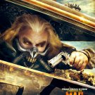 Mad Max Fury Road Immortan Joe Raider Gun 2015 Movie 24x18 Wall Print POSTER