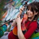 Lindsey Stirling Violinist Dancer 24x18 Wall Print POSTER