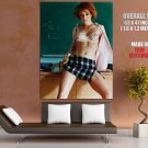Alyson Hannigan Hot Underwear Sexy Actress Sex ED GIANT Huge Print Poster